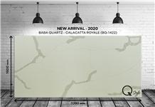 Calacatta Royale Quartz Stone Slabs