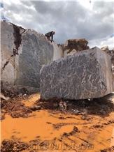 Grey Lido Marble Blocks, Morocco Grey Marble Blocks