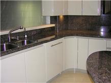 Labrador Antique Granite Kitchen Countertop