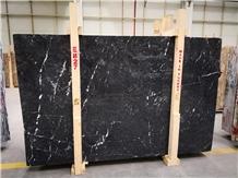Black Maras Marble Slabs