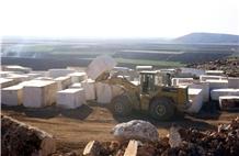 Ergani Beige Marble Blocks