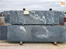 Granite Stone Dht Grey Slabs, Viet Nam Grey Granite