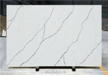 Quartz-Based Artificial Stone Bq8738 - Greylac Artificial Quartz Slabs