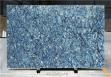 Thunder Blue Quartz Slabs- Bq8786