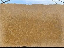 Yellow California Limestone Slabs
