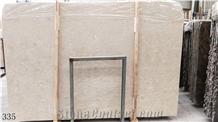 China Jinhua Beige Marble Slab Wall Floor Tiles Use