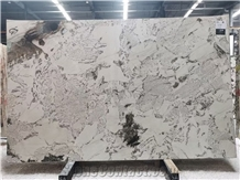 Alps White Granite for Wall Covering