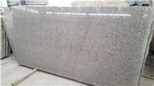 China Granite Five Lotus Brown Slab & Tiles