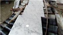 Bianco Carrara C Venatino Marble Tiles