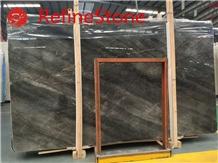 Elegant Grey Marble Slabs Factory Price