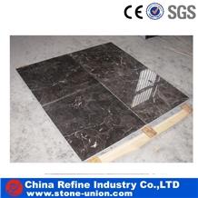 Emperador Dark Marble Interior Customized Tile