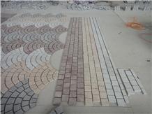 Granite Landscaping Paving Stone,Garden Granite