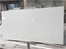 Xiamen Quartz Slabs Carrara White Style
