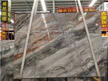 Import Venice Grey Marble Slabs