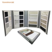 Pocelain Tile and Quartz Sample Folder/Book