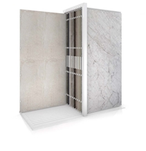Slab Sliding Display Rack for Ceramic Tile