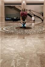 Indoor Stone Tundra Grey Marble Floor Tiles