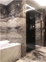 Venice Brown Marble Natural Stone Wall Tiles