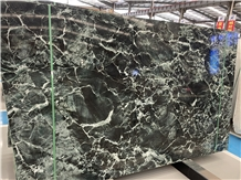 I Taly Green Marble Slabs Verde Patricia Scuro