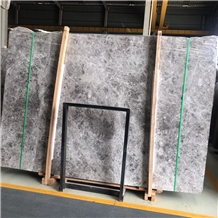 New Tundra Marble Slabs Blue Wall Applications