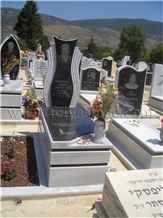 Israel Jewish Granite Monument Tombstone