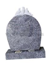 Upright Grave Markers Bevels Bevel Headstones