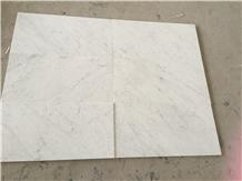 Carrara C White Marble Slabs & Tiles