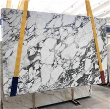 Italy Arabescato Carrara White Marble for Bathroom