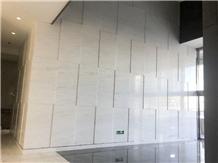 Namibia Kari Ice Jade White Marble Tiles Slabs