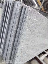 New G603 Bianco Crystal Grey Granite Worktop Countertop
