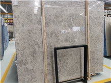Turkey Northern Lights Marble Silver Emperador Grey Slab