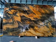 Phoenix Granite Slab,Bookmatch