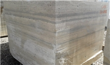 Roman Silver Travertine