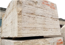 Roman Striato Travertine