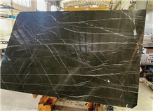 Pietra Gray Marble Slab / Tile
