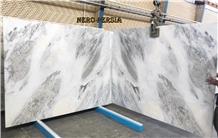 Tornado White Marble Slabs