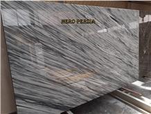 Zebra White Marble Slabs
