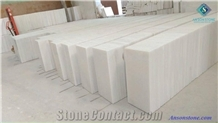 Hot Sale 10 for Pure White Marble Tiles