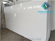 Vietnam Polished White Marble Slabs