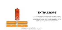 Extra Drops Wet Look Water Repellent Sealant