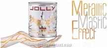 Jolly Metallic Mastic Effect