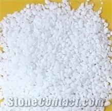 Aquarium White Pebble Stone from Vietnam