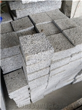 Natural Granite Cobble Stone Granite Paving