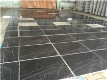 Pietra Grey Marble Tiles and Grey Marble Slabs