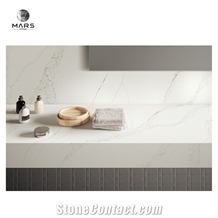Calacata Quartz Stone Artificial Marble