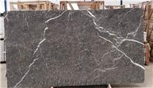 Grey Sahara Marble Slabs