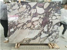 Calacatta Favoloso Marble for Stairs