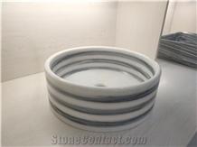 Customized Natural Stone Wash Basins