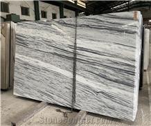 Zebra White Marble