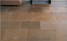 Tulliers Limestone Tiles, Tumbled Floor Tiles